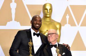 Kobe Bryant remporte un Oscar... après avoir été accusé de viol !