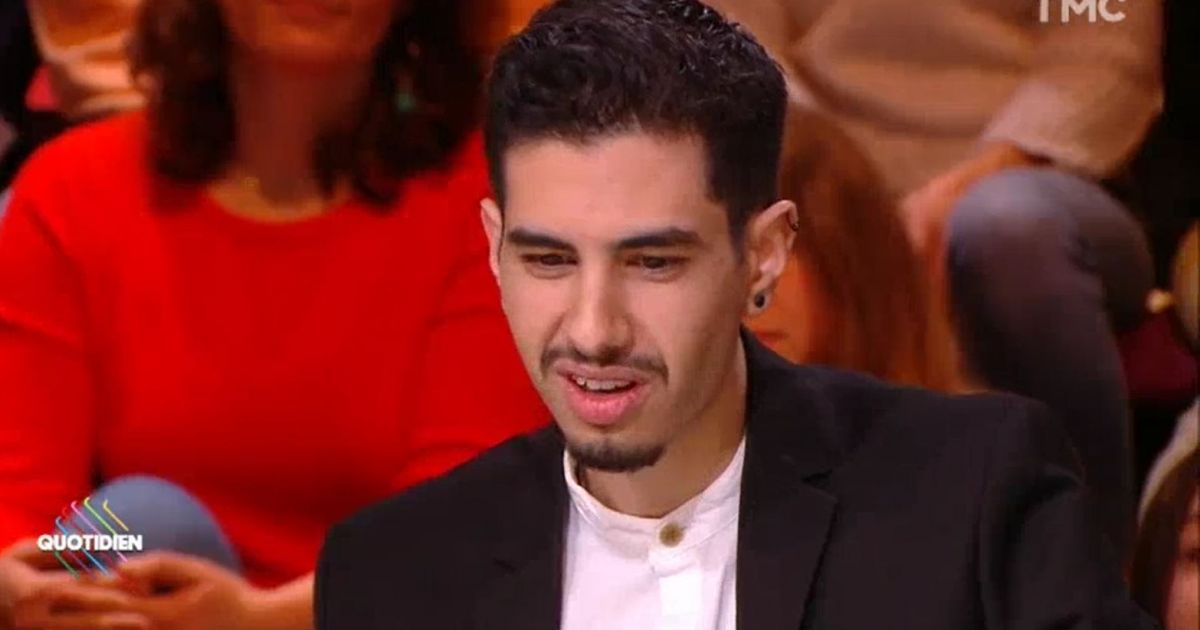 jonas ben ahmed acteur transgenre de plus belle la vie france 3 purepeople. Black Bedroom Furniture Sets. Home Design Ideas