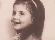 Cristina Cordula dévoile sa frimousse de petite fille ! Un cliché très mignon