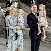 Madeleine de Suède maman : La princesse a accouché d'une petite fille