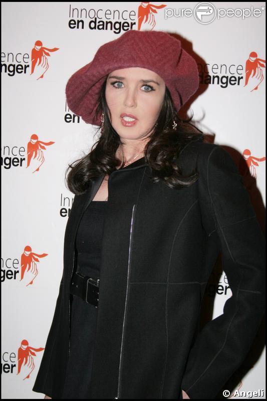 Isabelle Adjani fin 2007