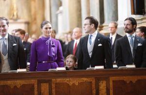 Naissance de la princesse Adrienne : La famille royale réunie pour célébrer bébé