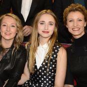Audrey Lamy en tournage avec sa soeur Alexandra et Chloé Jouannet ?