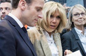 Brigitte Macron retrouve ses premiers amours, toujours avec style