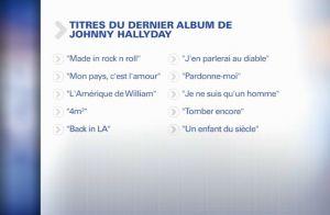 Johnny Hallyday : Dix chansons validées par leur père, les aînés en difficulté ?