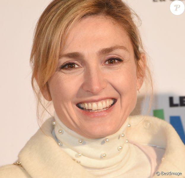 """Julie Gayet - Lancement du 19ème """"Printemps du Cinéma"""" à l'UGC Cité Ciné Bercy à Paris le 18 mars 2018. © Guirec Coadic/Bestimage18/03/2018 - Paris"""