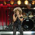 Archives - Tina Turner en concert à Paris en 2009.