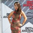 Mayte Garcia à la soirée BET Awards 2016 à The Microsoft Theatre à Los Angeles, le 26 juin 2016