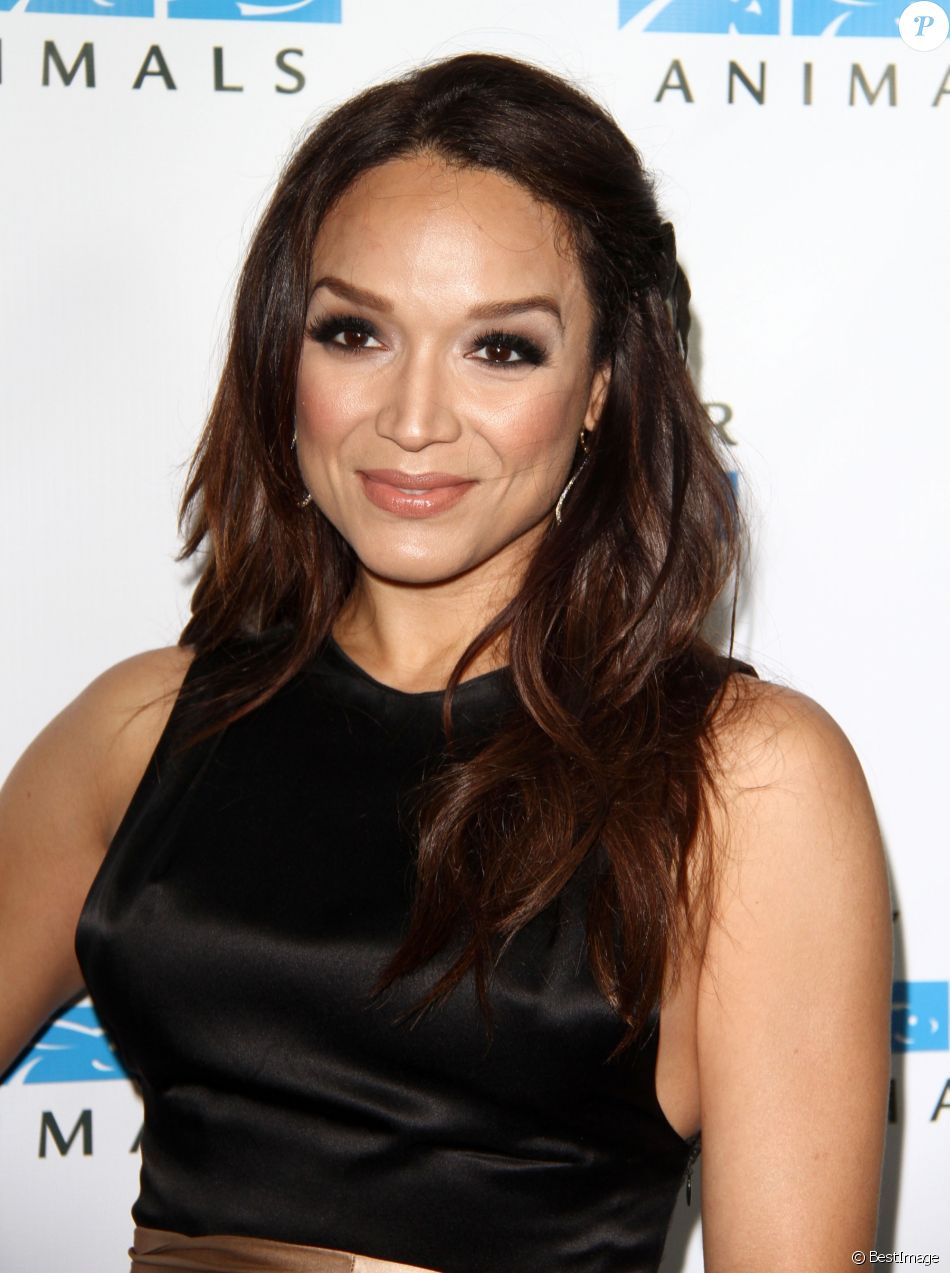 "Mayte Garcia - Tapis rouge du "" Mercy for Animals Hidden Heroes Gala 2015 "" à Los Angeles Le 29 Août 2015"