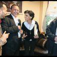 Rachida Dati à Nanterre samedi 28 mars dans le cadre de sa campagne pour les Européennes, rencontre organisée par l'association ZY'VA