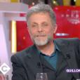 """Stéphane Guillon évoque son licenciement de C8. Emission """"C à vous"""" sur France 5. Le 13 mars 2018."""