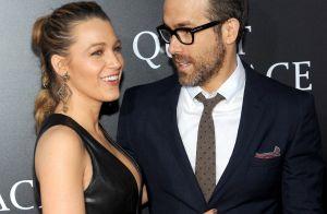 Blake Lively loin des rumeurs : Très sexy en cuir avec son mari Ryan Reynolds