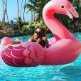 """Loana à Punta Cana pour le tournage de """"La villa des coeurs brisés 4"""", dimanche 8 avril 2018"""