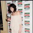 Gemma Arterton lors de la soirée Empire Film Awards à Londres le 29 mars 2009