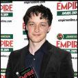 James McAvoy lors de la soirée Empire Film Awards à Londres le 29 mars 2009