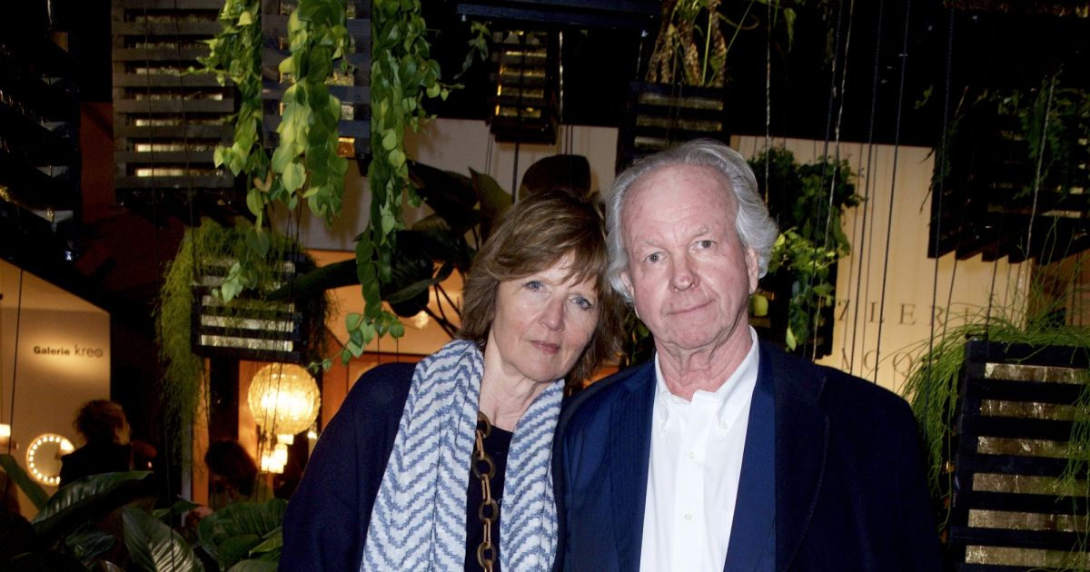 Exclusif lorraine et patrick frey au pad paris art for Bastide au jardin secret
