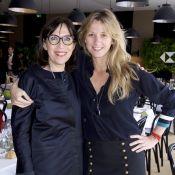 Sarah Lavoine : Célibataire radieuse face à Cristina Cordula et Ophélie Meunier