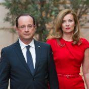 """François Hollande, une """"situation cruelle"""" : Valérie Trierweiler lui a fait mal"""