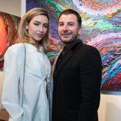 """Michaël Youn craque pour la """"Pluie d'étoiles"""" de Myriam Ghilan"""