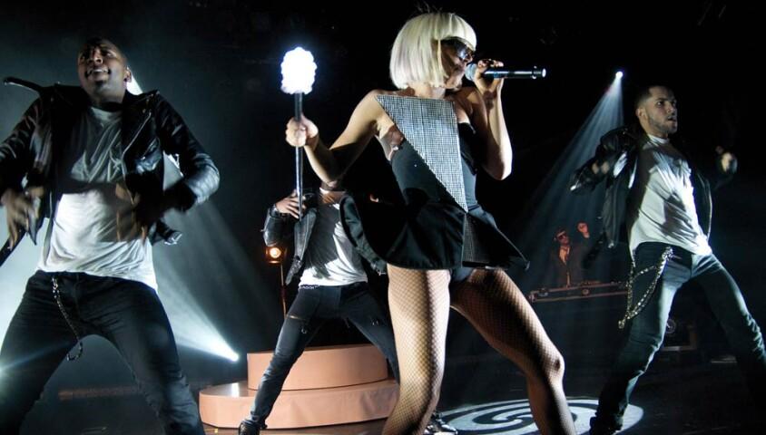 Lady GaGa à Vancouverle 18 mars 2009