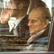 Prince Philip : Le mari d'Elizabeth II a quitté l'hôpital, direction Windsor