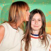 Axelle Laffont : Une MILF irrésistible avec sa fille et Virginie Ledoyen