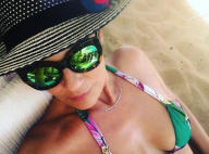 """Cristina Cordula se dévoile stylée en bikini : """"Je rêve d'une plage..."""""""