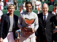 Charlene de Monaco : Un style marin pour le sacre historique de Rafael Nadal