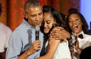 Malia Obama en couple : Barack et Michelle écrivent à son boyfriend !