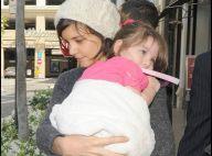 Suri Cruise : la petite princesse est une fille, une vraie, qui voit la vie... en rose !