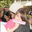 Katie Holmes et Suri à L.A. 1/04/09