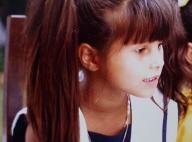 Karine Ferri, enceinte et nostalgique : Elle dévoile un cliché d'elle enfant !