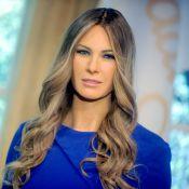 Melania Trump fait son entrée au musée Madame Tussauds de New York