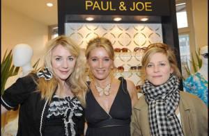 Julie Depardieu, Sandrine Quetier, Marina Foïs et les plus belles stars... folle soirée chez Paul & Joe !
