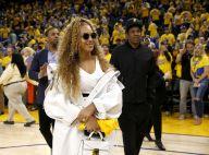 Beyoncé et Jay-Z : Le couple vole la vedette aux Warriors !
