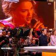 """Florent Pagny revient sur l'élimination d'Hobbs dans """"The Voice 7"""" - """"Quotidien"""", 2 mai 2018, TMC"""
