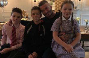 David Beckham ému par la surprise de Brooklyn pour son anniversaire