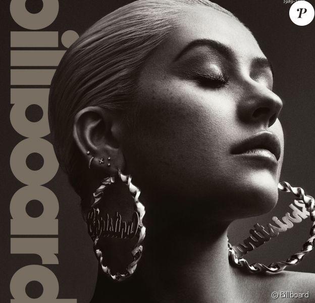 "Couverture du magazine ""Billboard"". Mai 2018."