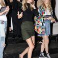 Nicky Hilton Rothschild assiste à la soirée d'ouverture de la nouvelle boutique Gucci dans le quartier de Soho à New York, le 5 mai 2018.
