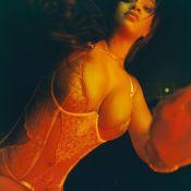 Rihanna : Ultrasexy en lingerie, prête pour le Met Gala