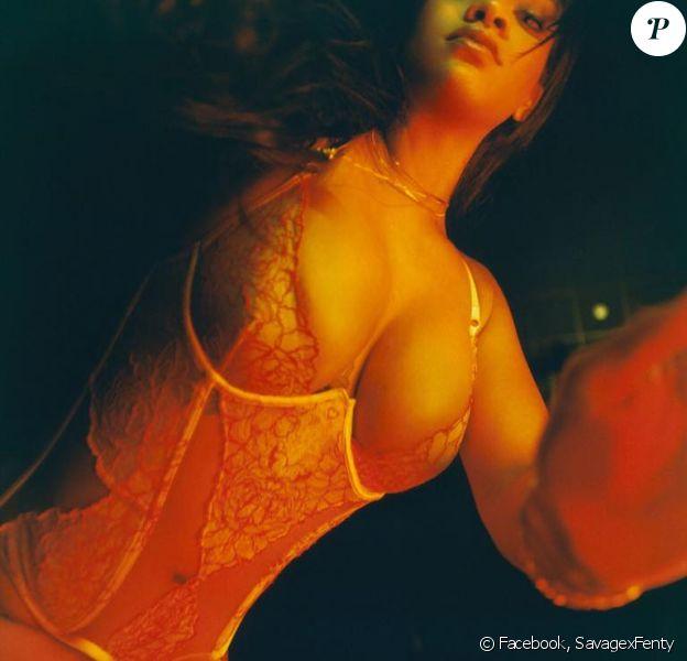 Rihanna annonce le lancement imminent de sa marque de lingerie, SavagexFenty.