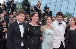 Cannes 2018 : Léa Seydoux sensuelle aux côtés de la présidente Cate Blanchett