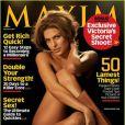 """Eva Mendes mise à nu pour le magazine """"Maxim"""" !"""