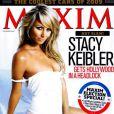 """Stacy Keibler mise à nu pour le magazine """"Maxim"""" !"""