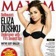 """Eliza Dushku mise à nu pour le magazine """"Maxim"""" !"""