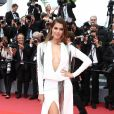 Iris Mittenaere (bijoux De Grisogono) - Montée des marches du film « Plaire, aimer et courir vite » lors du 71ème Festival International du Film de Cannes. Le 10 mai 2018 © Borde-Jacovides-Moreau/Bestimage