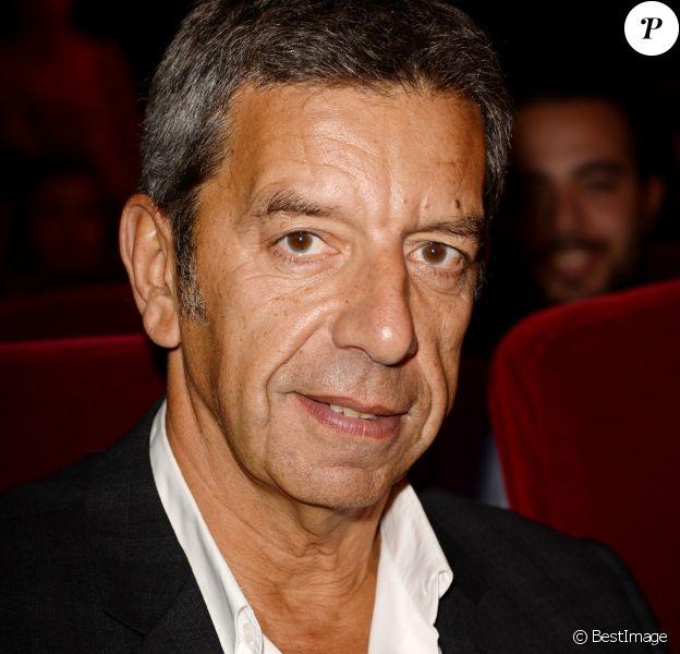 Michel Cymès - Conférence de presse de rentrée du groupe RTL à Paris le 7 septembre 2016. © Coadic Guirec / Bestimage