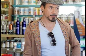 Le beau Robert Downey Jr. a fêté ses 44 ans avec épouse et ses potes... happy birthday !