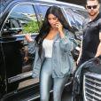 Kim Kardashian est allée déjeuner à New York, le 8 mai 2018.