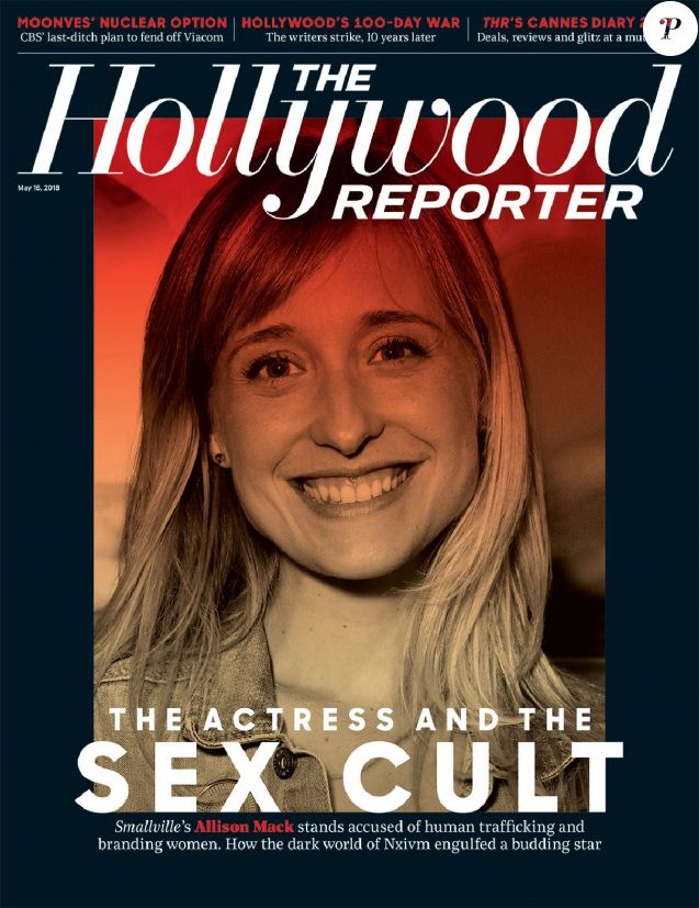 The Hollywood Reporter. Mai 2018.